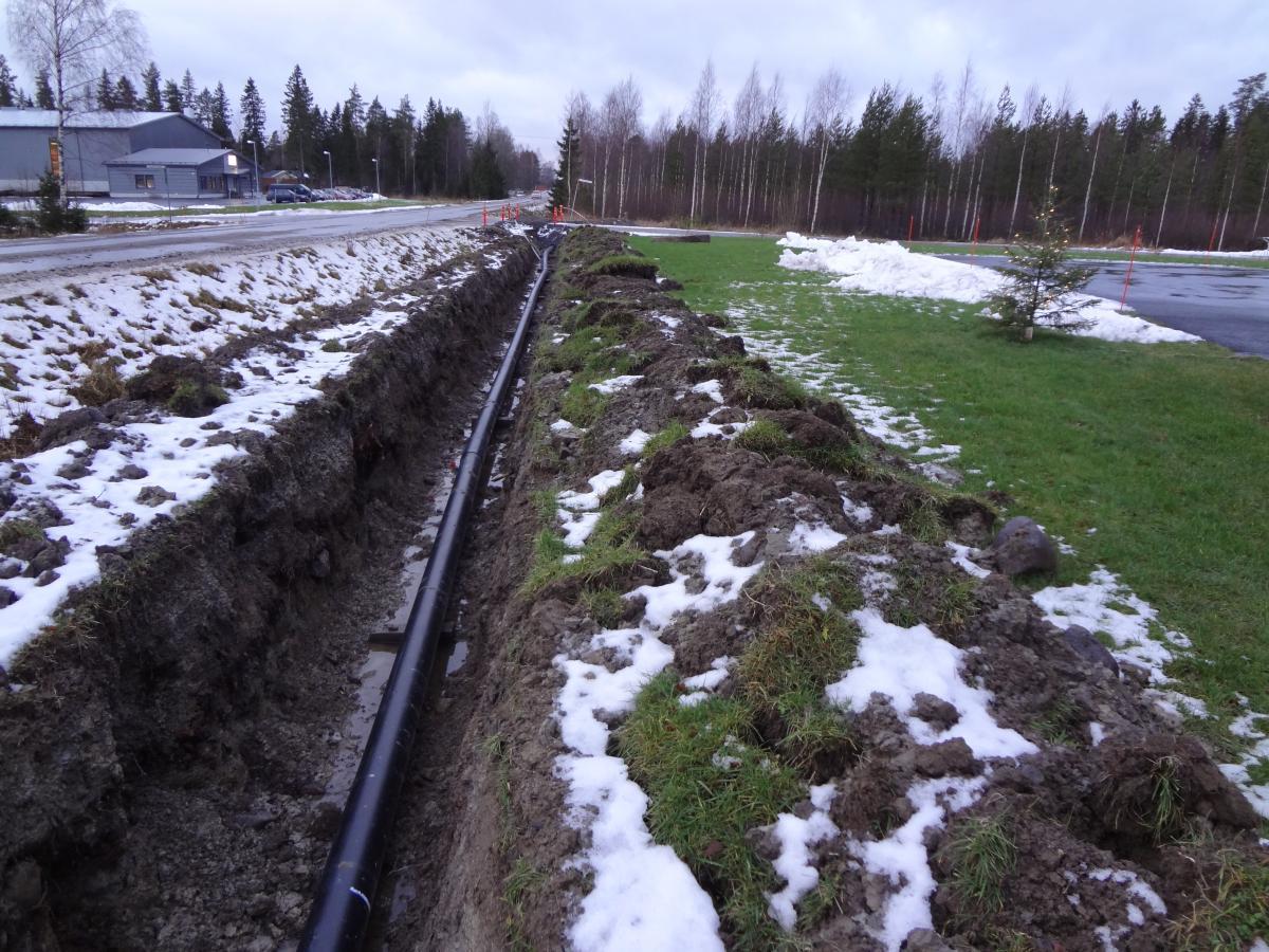 Aquatex-linjen 14.12 2011